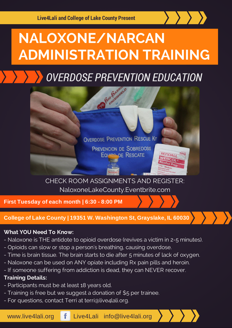 CLC Monthly Trainings