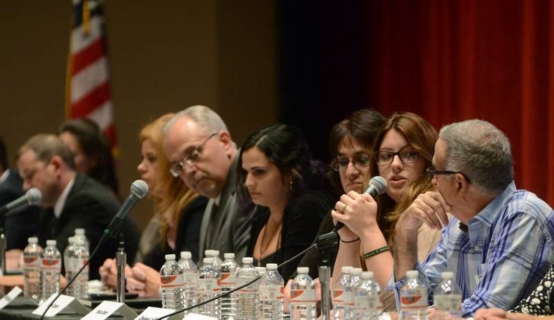 Chelsea on community panel