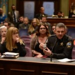 Executive Director, Chelsea Laliberte, Lake Villa Police Chief, Craig Somerville, and IL State Senator Melinda Bush provided testimony on Lali's Law to the Senate Mental Health Committee in Springfield, IL. Lali's Law eventually became a part of Heroin Crisis Act, which initiated pharmacist-prescribed naloxone. Pharmacists can now train and distribute naloxone at pharmacies across Illinois.